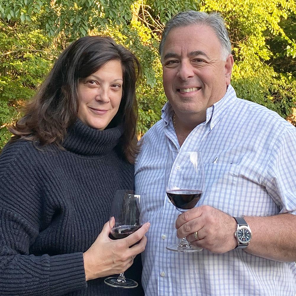 Tammy & Tony O'Rourke