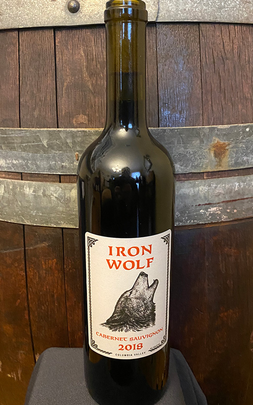 Iron Wolf Wine Cabernet Sauvignon 2018
